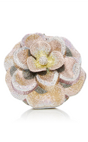 Judith Leiber Couture Sweet Bay Magnolia Handbag