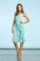 Komarov Bermuda Tank Dress
