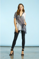Komarov Wild Contour Tunic with Pockets