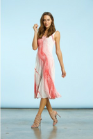 Komarov Coral Breeze Long Pocket Dress