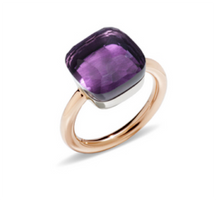 Pomellato Nudo Maxi Ring with Amethyst