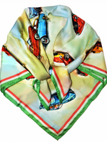 Car Country Italian Coachbuilt Specials Automobile Scarf