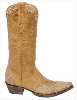 Old Gringo Erin Boots Beige