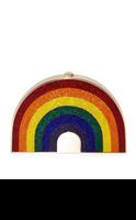 Judith Leiber Rainbow Handbag