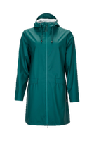 Rains Women's Rain Coat - Dark Teal