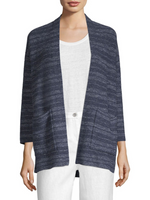 Eileen Fisher Organic Cotton Kimono Cardigan
