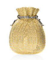 Judith Leiber Champagne Prosecco Pouch Bag