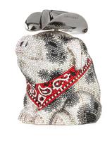 Judith Leiber Couture Hank Cowboy Piglet Clutch Bag