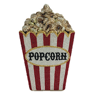 Judith Leiber Couture Matinee Popcorn Handbag