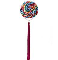 Judith Leiber Couture Lollipop Disc Clutch