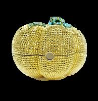 Judith Leiber Couture Tomato Pumpkin Handbag