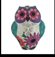 Judith Leiber Couture Hoot Owl Handbag