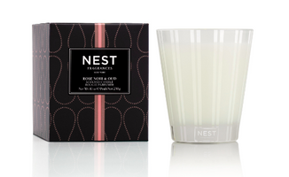 NEST Rose Noir & Oud Classic Candle
