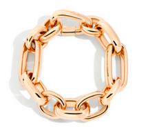 Pomellato Iconica Rose Gold Bold Chain Bracelet