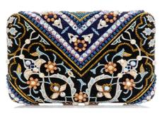 Judith Leiber Couture Disney Seamless Tabriz Clutch