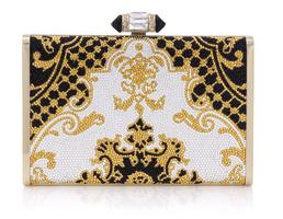 Judith Leiber Couture Disney Medina Rectangle Clutch