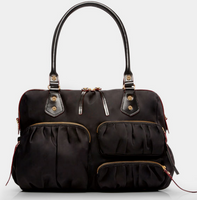 MZ Wallace Bedford Black Kate Bag