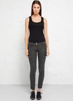 Anatomie Skinny Cargo Pant Kate Grey
