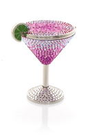 Judith Leiber Couture Cosmo Pillbox