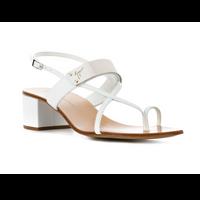 Giuseppe Zanotti Rock White Chunky Sandal