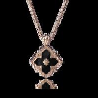 Buccellati Opera Onyx Pendant Necklace