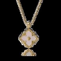 Buccellati Opera Opal Pendant Necklace
