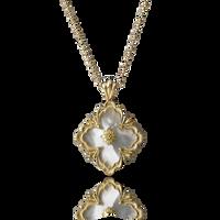 Buccellati Opera Pearl Pendant Necklace