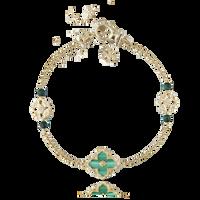 Buccellati Opera Color Malachite Bracelet