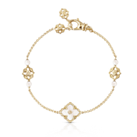 Buccellati Opera Color Mother of Pearl Bracelet