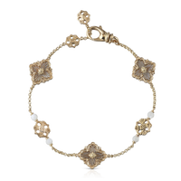Buccellati Opera Color 3 Mother of Pearl Bracelet