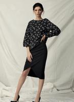 Chiara Boni La Petite Robe Viri Ser Print Blouse