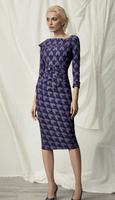 Chiara Boni La Petite Robe Tessana Print Dress