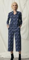 Chiara Boni La Petite Robe Sora Print Blouse