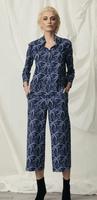 Chiara Boni La Petite Robe Tuppence Print Pants