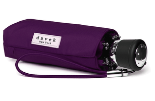Davek Mini Umbrella- Plum
