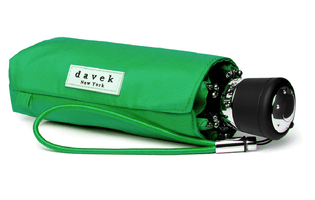 Davek Mini Umbrella- Kelly Green