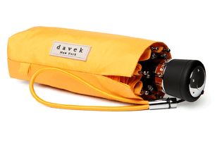 Davek Mini Umbrella- Yellow