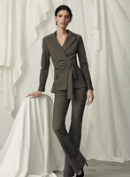 Chiara Boni La Petite Robe Venusette HW Print Pants
