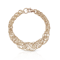 Buccellati Hawaii Bracelet in 18k Pink Gold