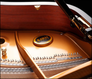 Grand Pianos from Sheargold Pianos