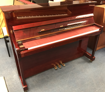 Samick JS115 Upright Piano