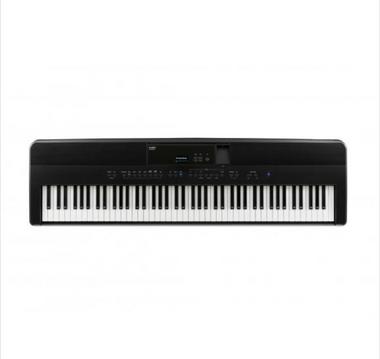 Kawai ES520 Black Digital Piano Bundle