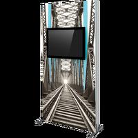 Vector Monitor Kiosks
