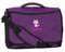 Personalized Kids Messenger Bag in Violet