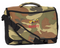 Personalized Kids Messenger Bag in Camo