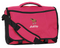 Personalized Kids Messenger Bag in Pretty Pink