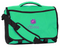 Personalized Kids Messenger Bag in Turquoise
