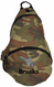 Kids Personalized Sling Backpack in Camo