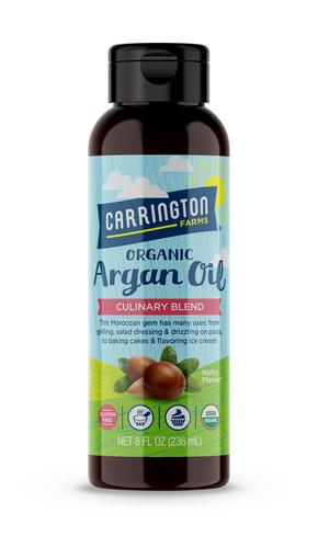 Organic Culinary Argan Oil, 8 oz