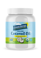 Carrington Farms Gluten Free, Unrefined, Cold Pressed, Virgin Organic Coconut Oil, 54 oz Ounce
